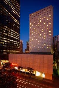 Exterior view - Marriott Hotel Downtown Des Moines