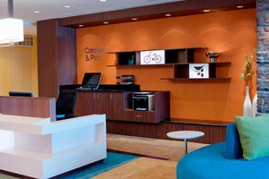 Conference Area - Fairfield Inn & Suites by Marriott Urbandale