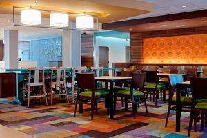 Restaurant - Fairfield Inn & Suites by Marriott Urbandale