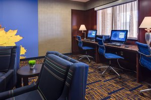 Conference Area - Courtyard by Marriott Hotel Ankeny