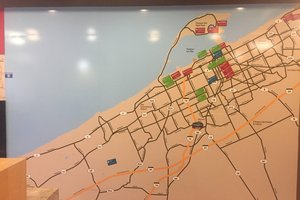 Map - TownePlace Suites by Marriott Erie