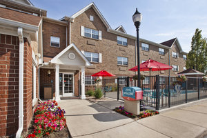 Exterior view - TownePlace Suites by Marriott Livonia