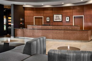 Lobby - Courtyard by Marriott Hotel Elizabeth