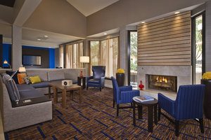 Lobby - Courtyard by Marriott Hotel Whippany