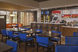 Restaurant - Courtyard by Marriott Hotel Whippany