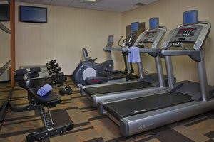 Recreation - Courtyard by Marriott Hotel Whippany