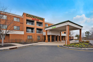 Exterior view - Courtyard by Marriott Hotel West Orange