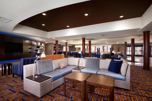 Lobby - Courtyard by Marriott Hotel West Orange