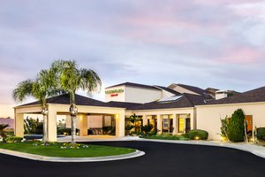 Exterior view - Courtyard by Marriott Hotel Fresno