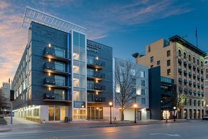 Exterior view - Fairfield Inn & Suites by Marriott Downtown Fort Worth