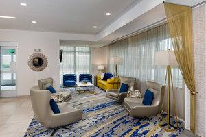 Lobby - Fairfield Inn & Suites by Marriott Downtown Fort Worth