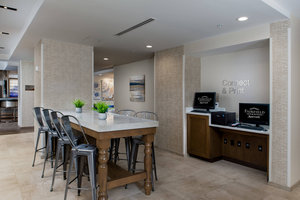 Conference Area - Fairfield Inn & Suites by Marriott Downtown Fort Worth