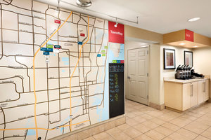 Map - TownePlace Suites by Marriott West Fort Lauderdale