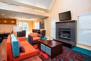 Lobby - Residence Inn by Marriott Topeka