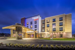 Exterior view - Fairfield Inn & Suites by Marriott Airport Sioux Falls
