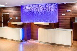 Lobby - Fairfield Inn & Suites by Marriott Airport Sioux Falls