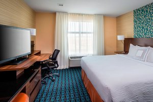 Room - Fairfield Inn & Suites by Marriott Airport Sioux Falls