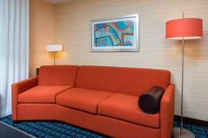 Suite - Fairfield Inn & Suites by Marriott Airport Sioux Falls