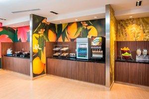 Restaurant - Fairfield Inn & Suites by Marriott Airport Sioux Falls