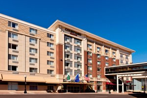 Exterior view - Courtyard by Marriott Hotel Fort Wayne Downtown