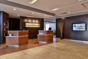 Lobby - Courtyard by Marriott Hotel Ocala