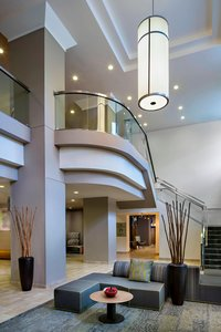 Lobby - Courtyard by Marriott Hotel Downtown Grand Rapids