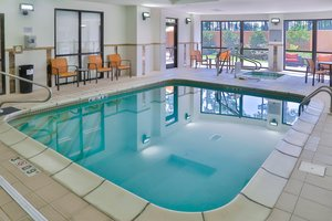 Recreation - Courtyard by Marriott Hotel D'Iberville