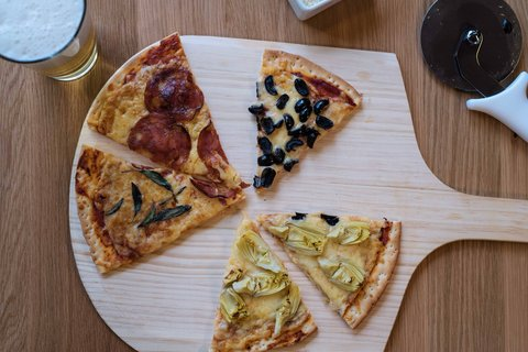 Centro Restaurant - Pizza