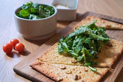 Centro Restaurant - Spinach Flat Bread