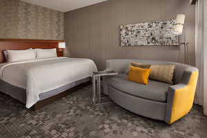 Room - Courtyard by Marriott Hotel Harrisburg