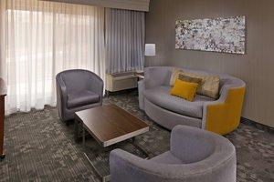 Suite - Courtyard by Marriott Hotel Harrisburg