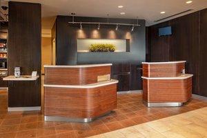 Lobby - Courtyard by Marriott Hotel Hagerstown