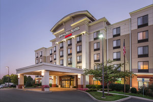 Exterior view - SpringHill Suites by Marriott Hagerstown
