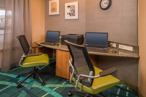 Conference Area - SpringHill Suites by Marriott Hagerstown
