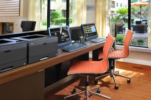 Conference Area - Courtyard by Marriott Hotel Hobby Airport Houston