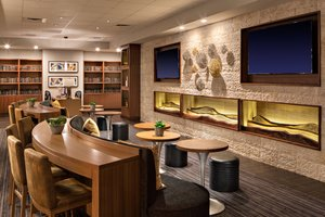 Bar - Marriott Hotel Hobby Airport Houston