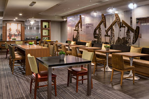 Restaurant - Marriott Hotel Hobby Airport Houston