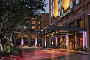 Exterior view - JW Marriott Hotel Houston