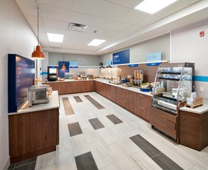 Restaurant - Holiday Inn Express North Red Deer