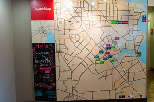 Map - TownePlace Suites by Marriott Clear Lake Houston