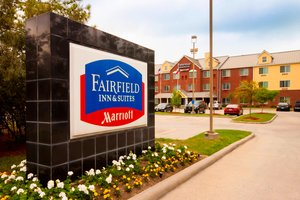 Exterior view - Fairfield Inn & Suites by Marriott The Woodlands