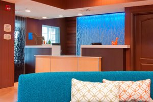 Lobby - Fairfield Inn & Suites by Marriott The Woodlands