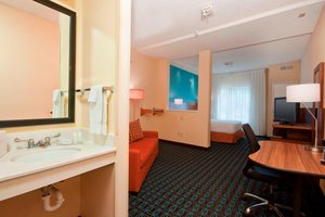 Suite - Fairfield Inn & Suites by Marriott The Woodlands