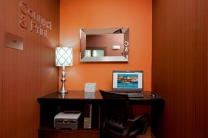 Conference Area - Fairfield Inn & Suites by Marriott The Woodlands