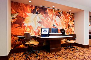 Conference Area - Courtyard by Marriott Hotel Newburgh