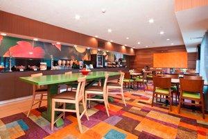 Restaurant - Fairfield Inn & Suites by Marriott The Woodlands
