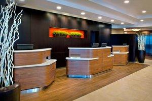 Lobby - Courtyard by Marriott Hotel Niagara Falls