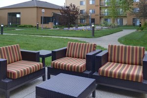Exterior view - Courtyard by Marriott Hotel Airport Indianapolis