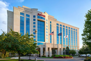 Exterior view - Marriott Hotel North Indianapolis