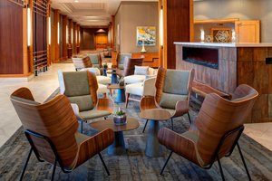 Lobby - Marriott Hotel North Indianapolis
